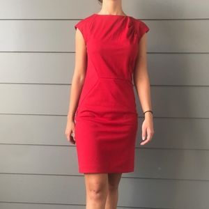 The Limited Red Dress Size 0